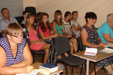 Молитвенный семинар в Дунаевке