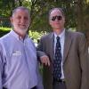 Р. Кемп,Th.D (академ.декан) и T. Твист, Ph.D.,D.Min (президент TCM)